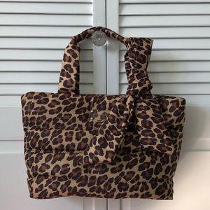 Kate Spade EVONNE Nylon Leopard Tote Shopper